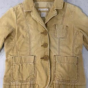 Abercrombie & Fitch Light Brown/ Beige Jac…